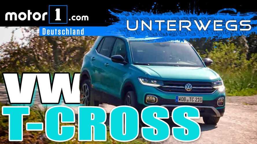 Nutzlos oder nützlich? VW T-Cross im Test