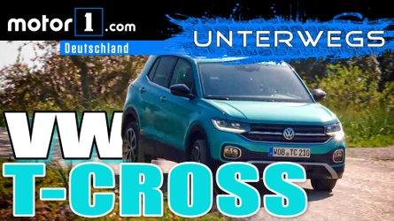 Video: Nutzlos oder nützlich? VW T-Cross im Test