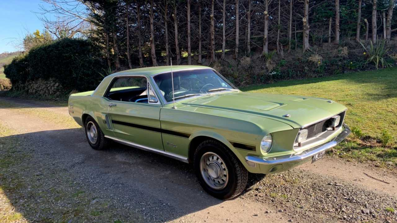 Fast Fords Classic Car Auctions