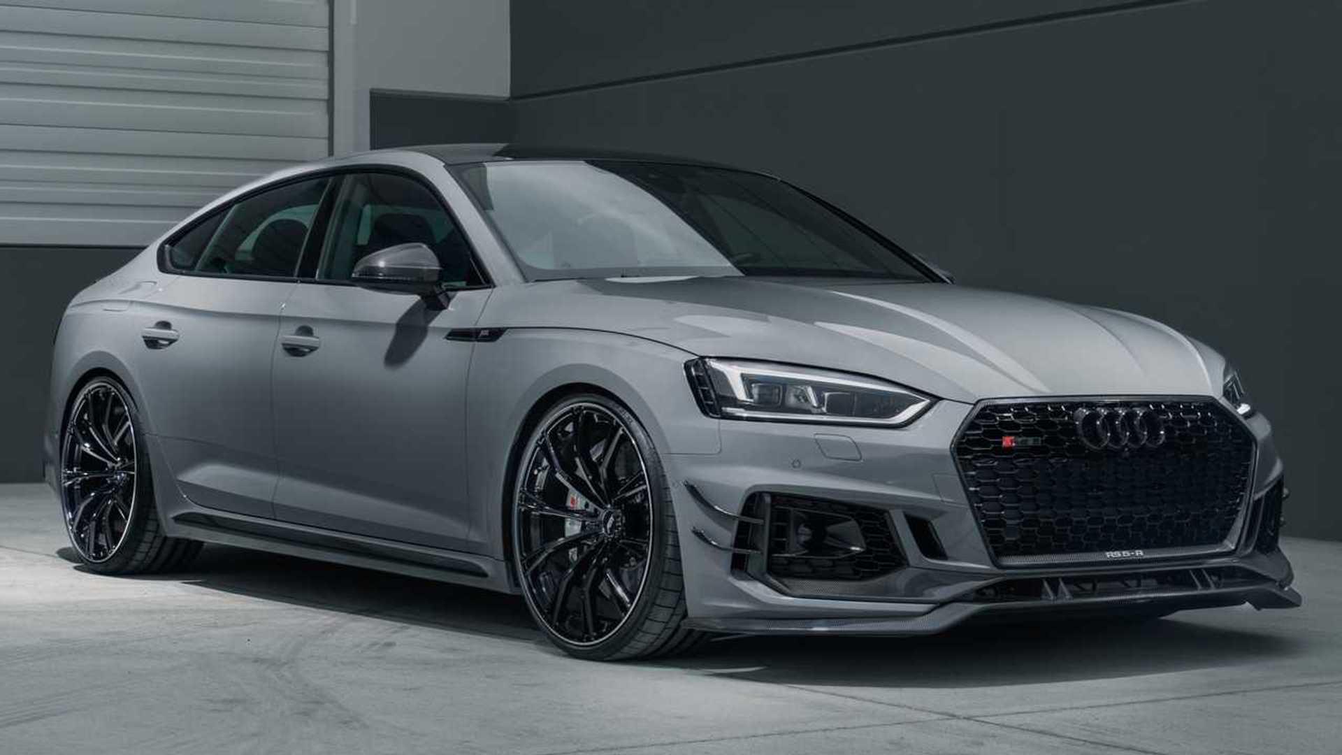 Rs5 R Teil Ii Naturlich Hat Abt Den Audi Rs 5 Sportback Getunt