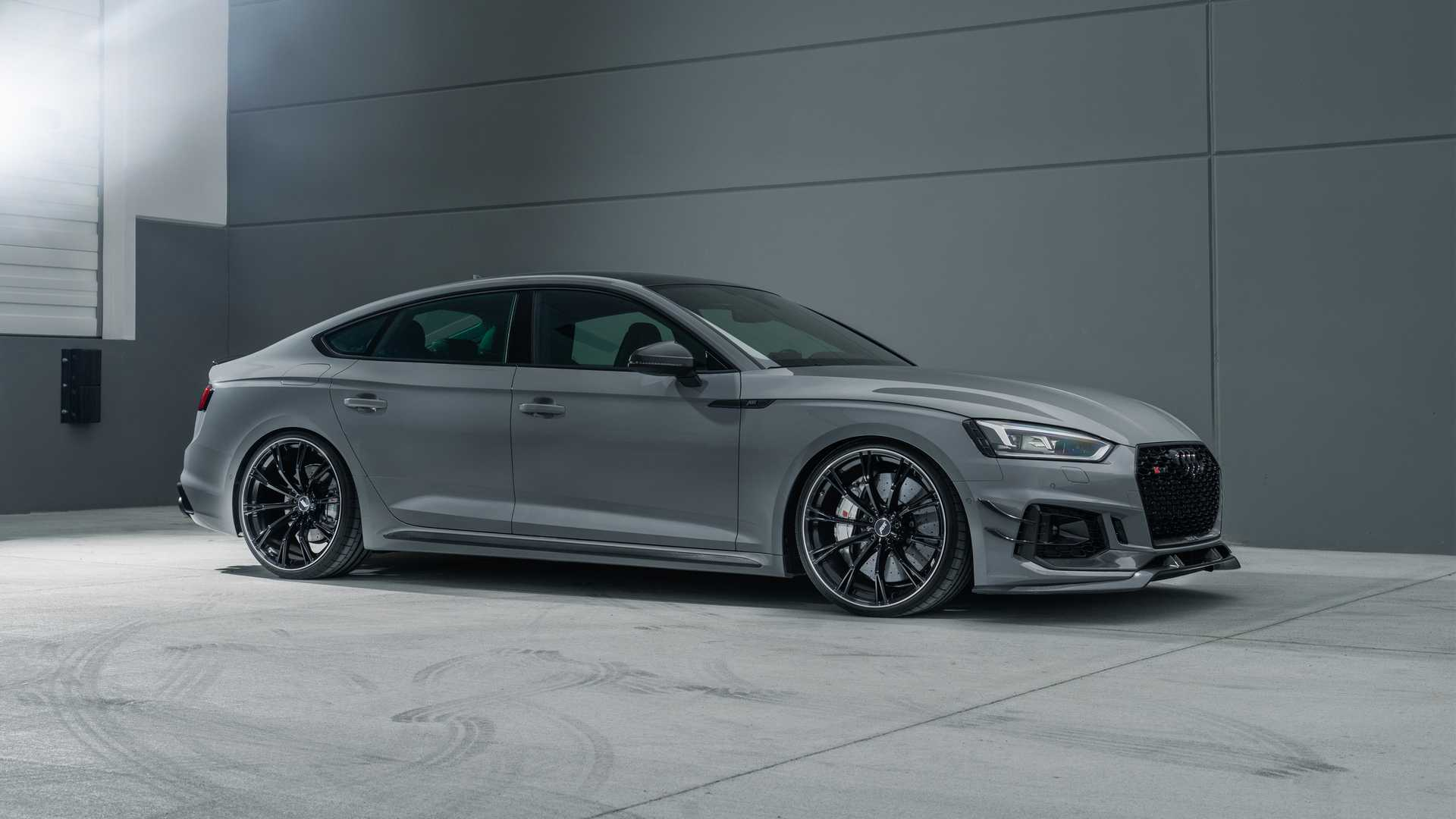 El Audi Rs 5 Sportback 2019 Pasa Por Las Manos De Abt