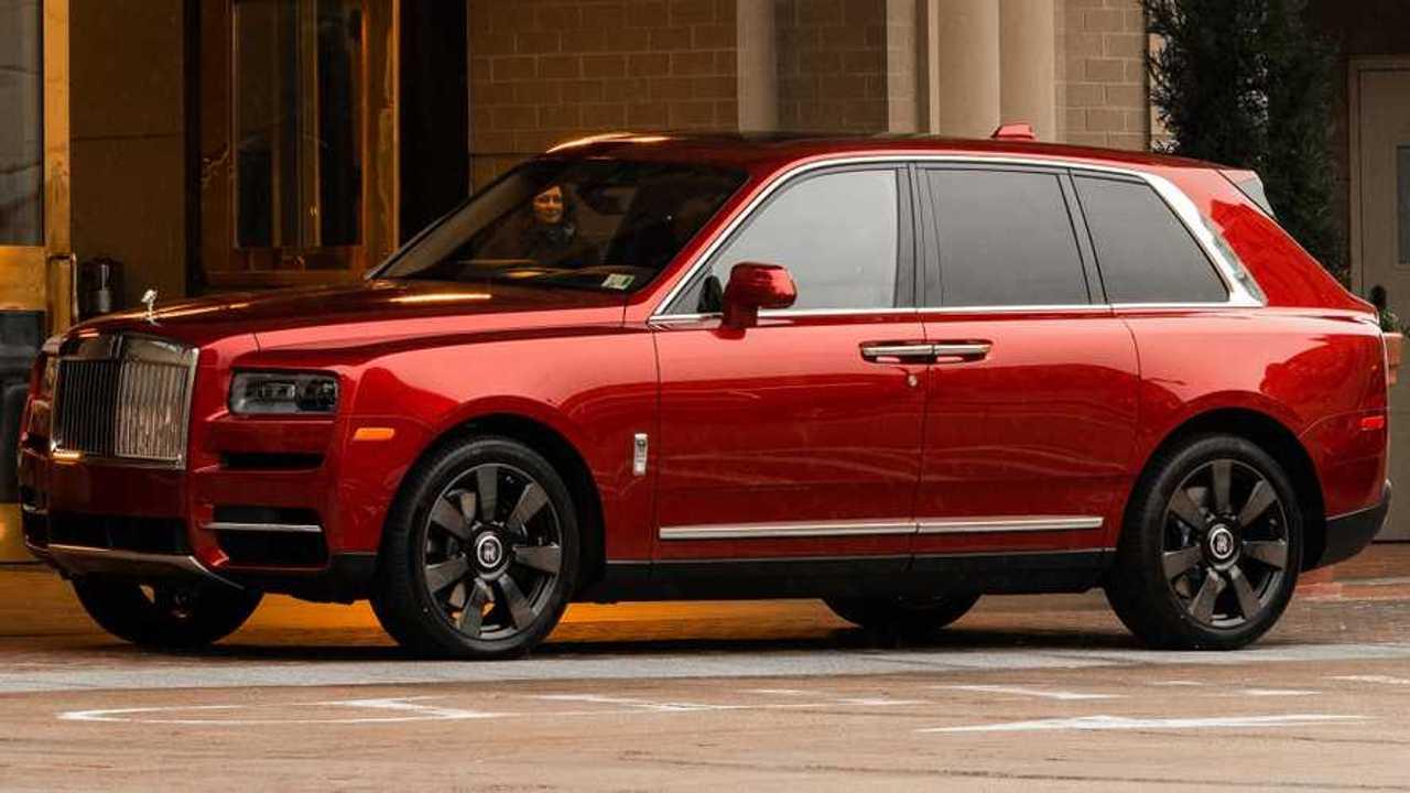 Lunar New Year Rolls-Royce Cullinan