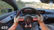 Mercedes-AMG A35 Tepe Tırmanışı