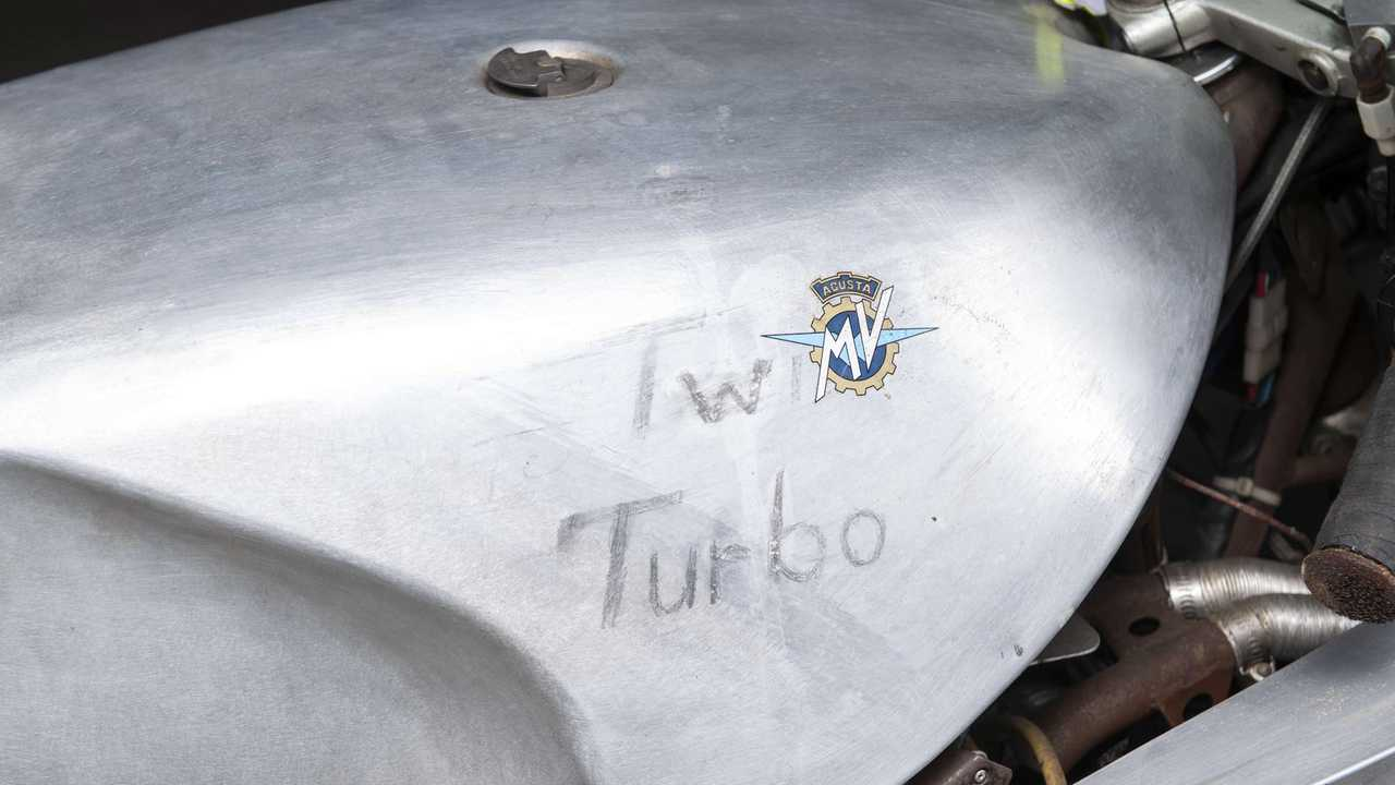 MV Agusta Twin-Turbo Prototype