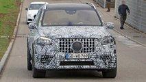 2020 Mercedes-AMG GLS 63 Spy Photo