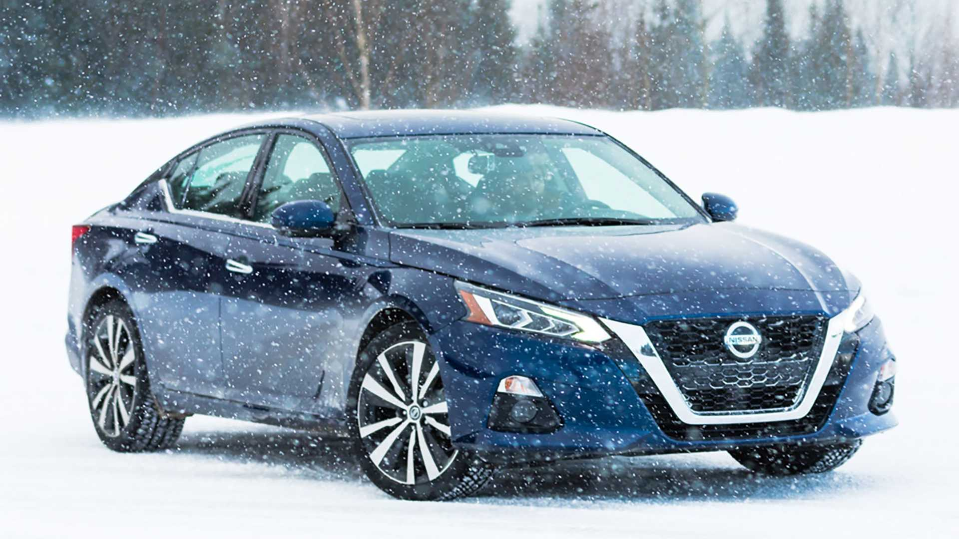 2019 Nissan Altima AWD First Drive: Your All-Weather Nissan