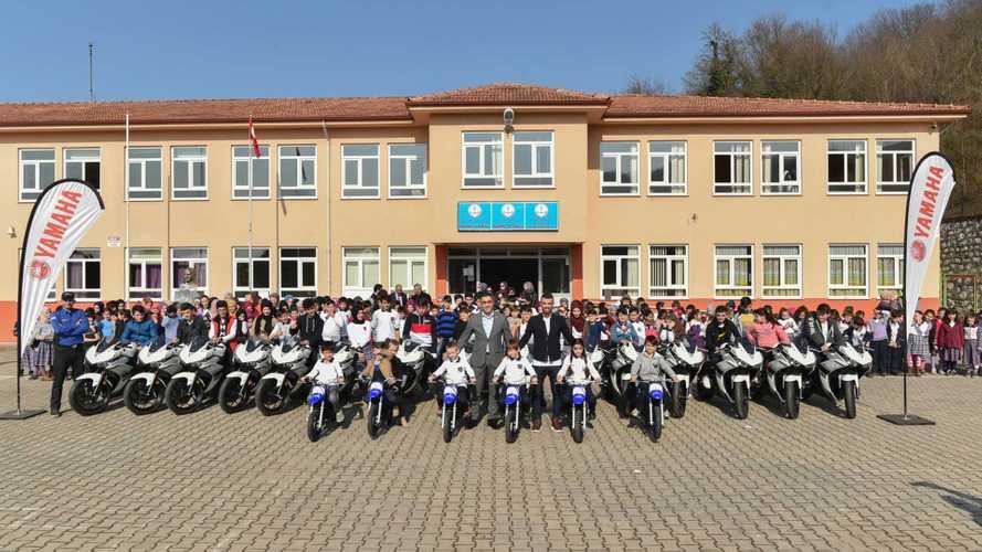 Yamaha, yarışacak gençler arıyor