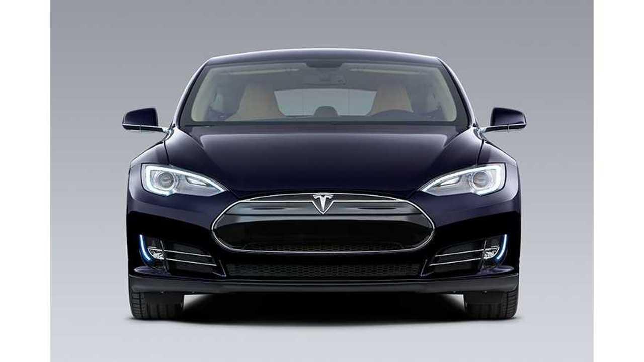 Tesla Considers Selling Model S in South Korea