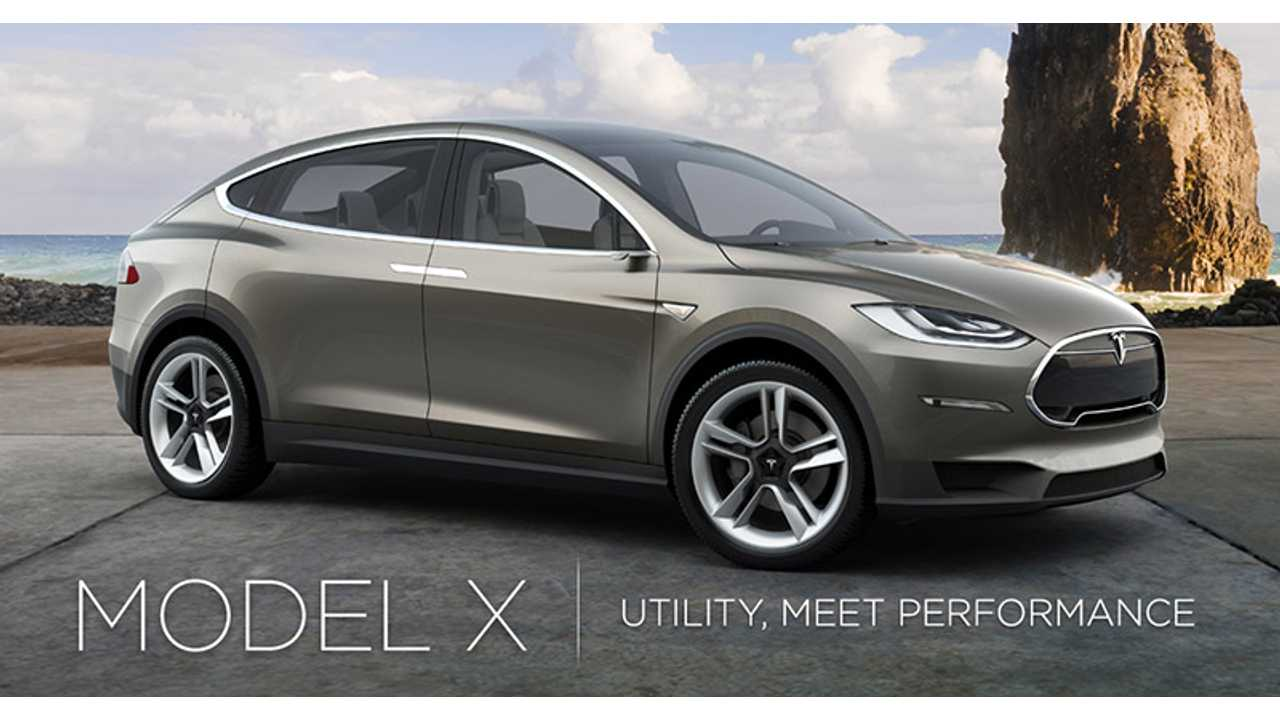 Model X Likely to be First Tesla With Battery Cells Not Solely From Panasonic