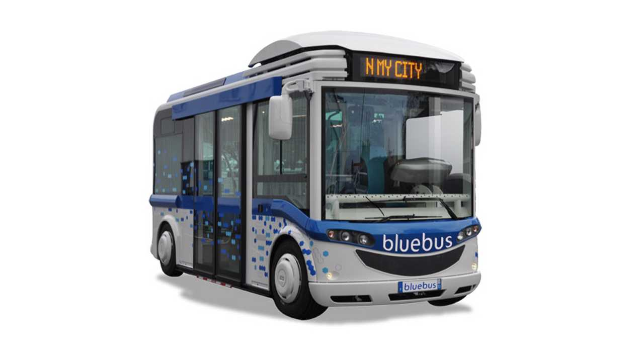 Bolloré Delivers First Electric Buses In Africa