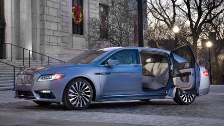 Poll: Should Lincoln Continental Have Always Had Suicide Doors?