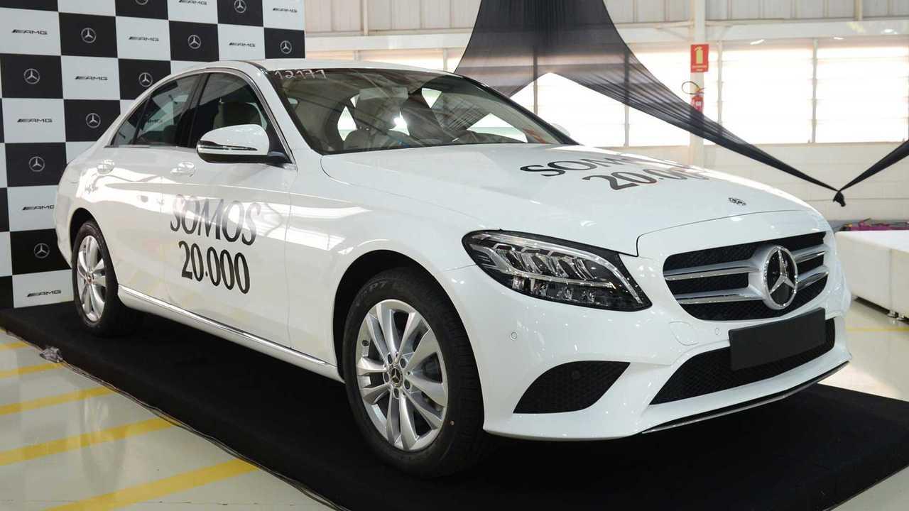 Mercedes 20 mil Iracemápolis