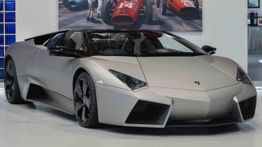 Legendary Lamborghinis for sale