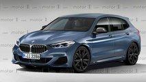 Neuer BMW 1er offiziell für 2019er Marktstart bestätigt