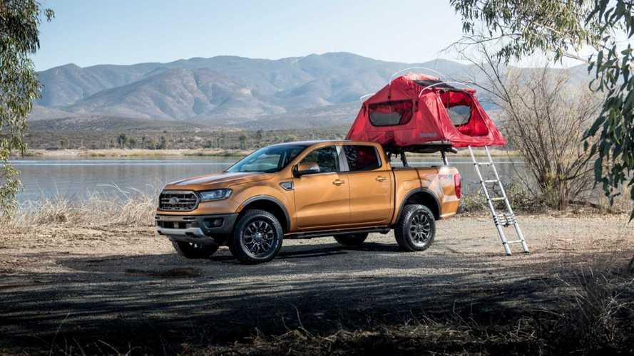 2019 Ford Ranger First Drive Motor1 Com Photos