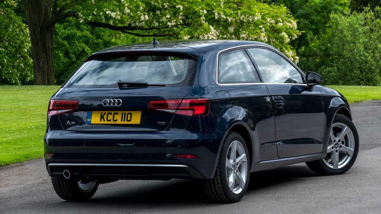 Audi A3 (3 puertas)