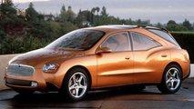 1998 Buick Signia concept