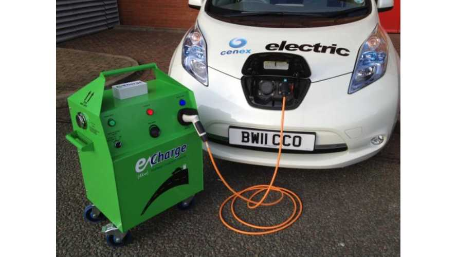 World's First Portable EV Power Unit On Sale Now