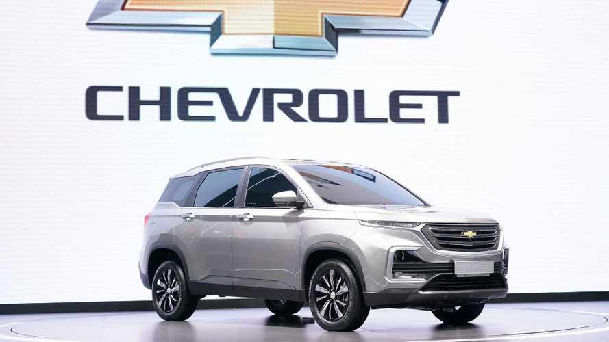 Descartado no Brasil, novo Chevrolet Captiva chega à sete países da América Latina