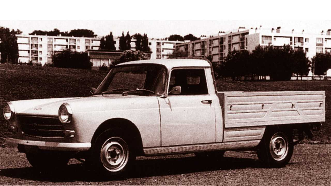 Storia dei veicoli commerciali Peugeot