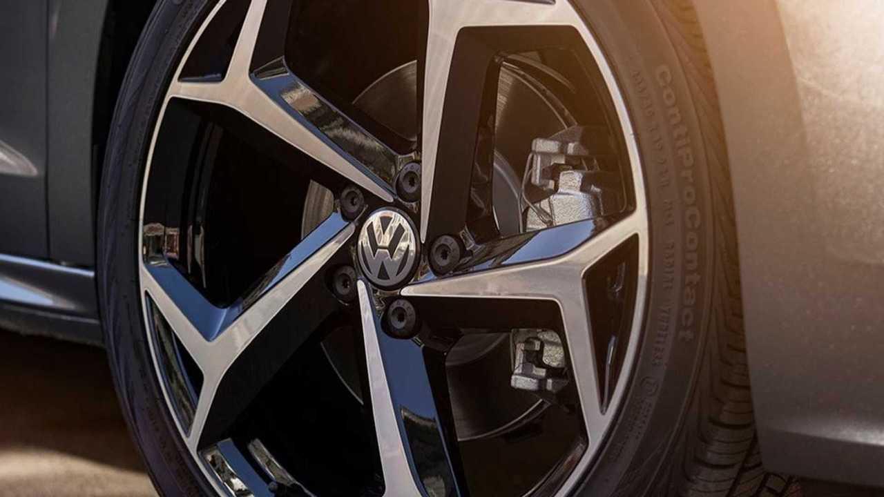 2020 Volkswagen Passat Teaser
