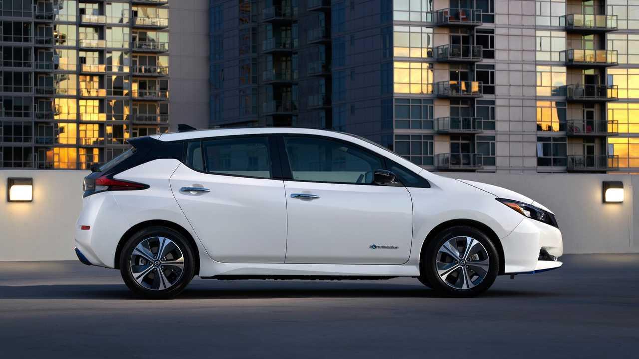 Nissan Leaf és +