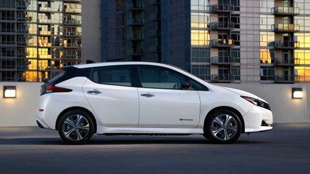 Már most 3000-nél tart az európai Nissan Leaf e+ megrendelések száma