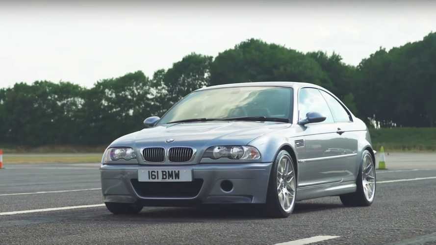 UK firm provides bespoke manual gearbox conversion for iconic M3 CSL