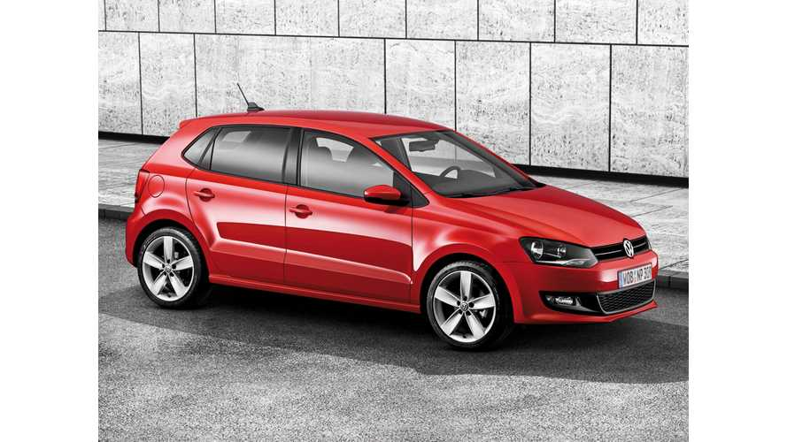 Volkswagen Polo Plug-In Hybrid In The Works