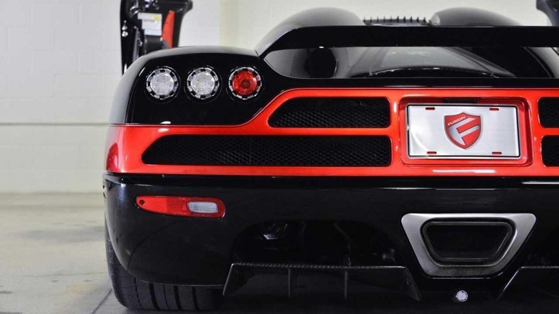 "[""2009 Koenigsegg CCXR""]"