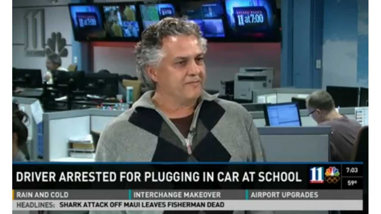 Nissan LEAF Owner Arrested For Electricity Tells His Side Of The Story - And Where We Go From Here As A Community