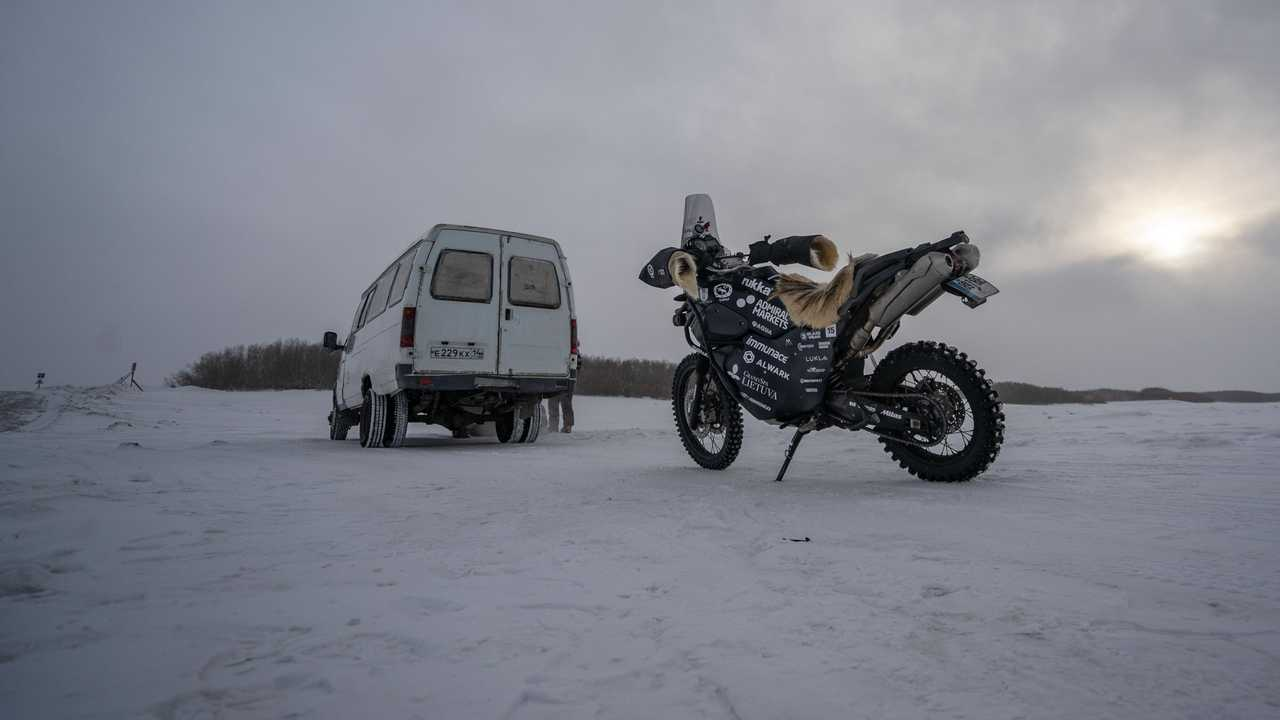 The Coldest Ride (Photo by Egidijus Pudziuvelis) (7)