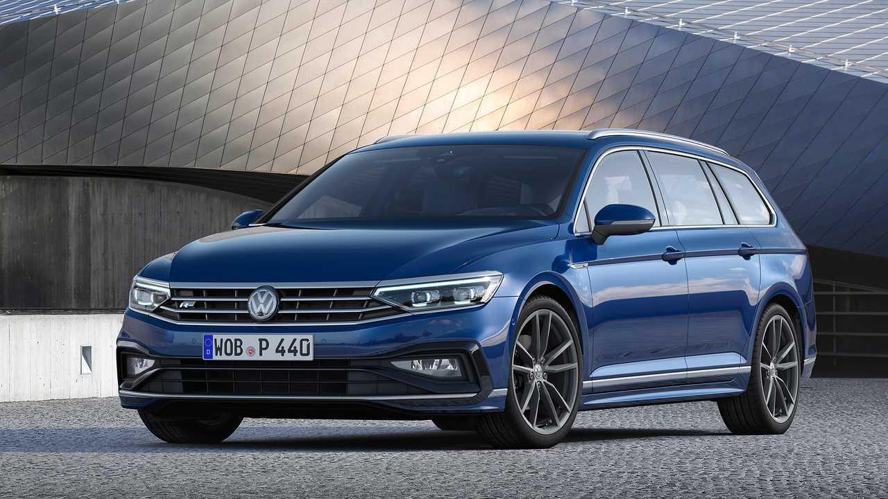 Volkswagen Passat (2019)