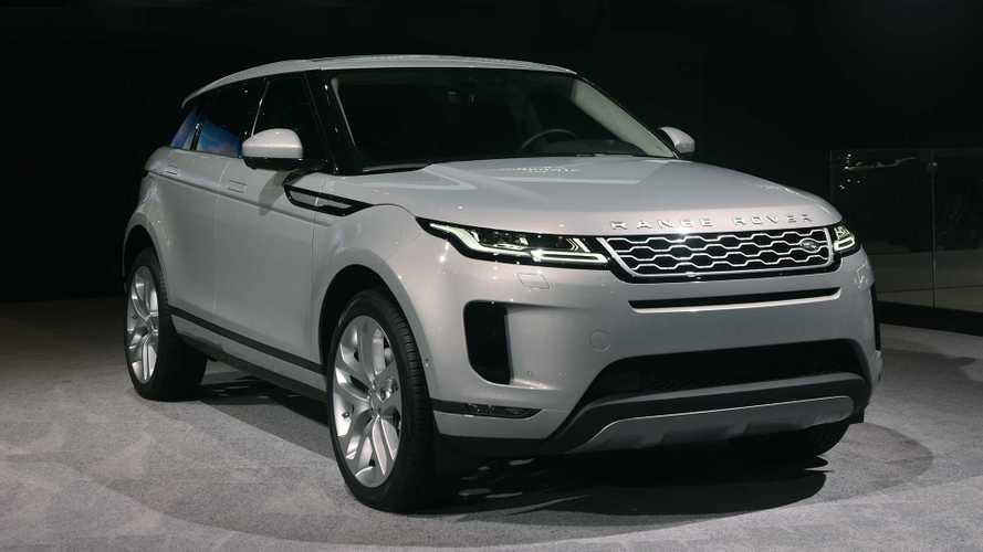 Range Rover Evoque 2020 estreia para os norte-americanos em Chicago