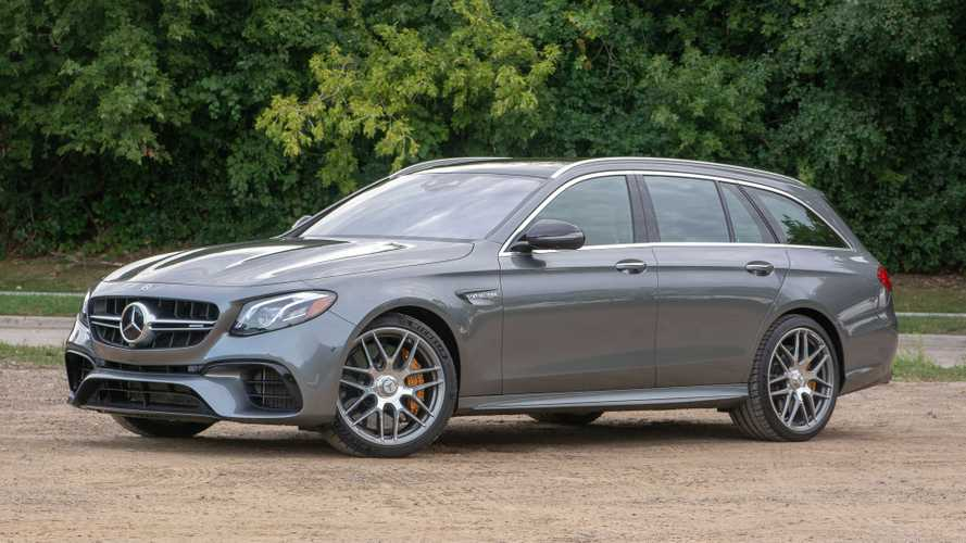 2018 Mercedes-AMG E63S Wagon Review: Do It All