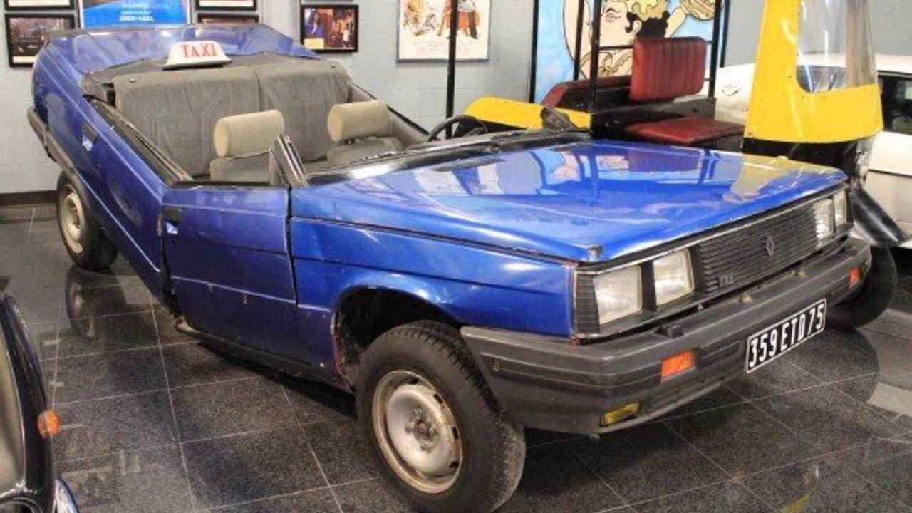 James Bond Renault 11 TXE