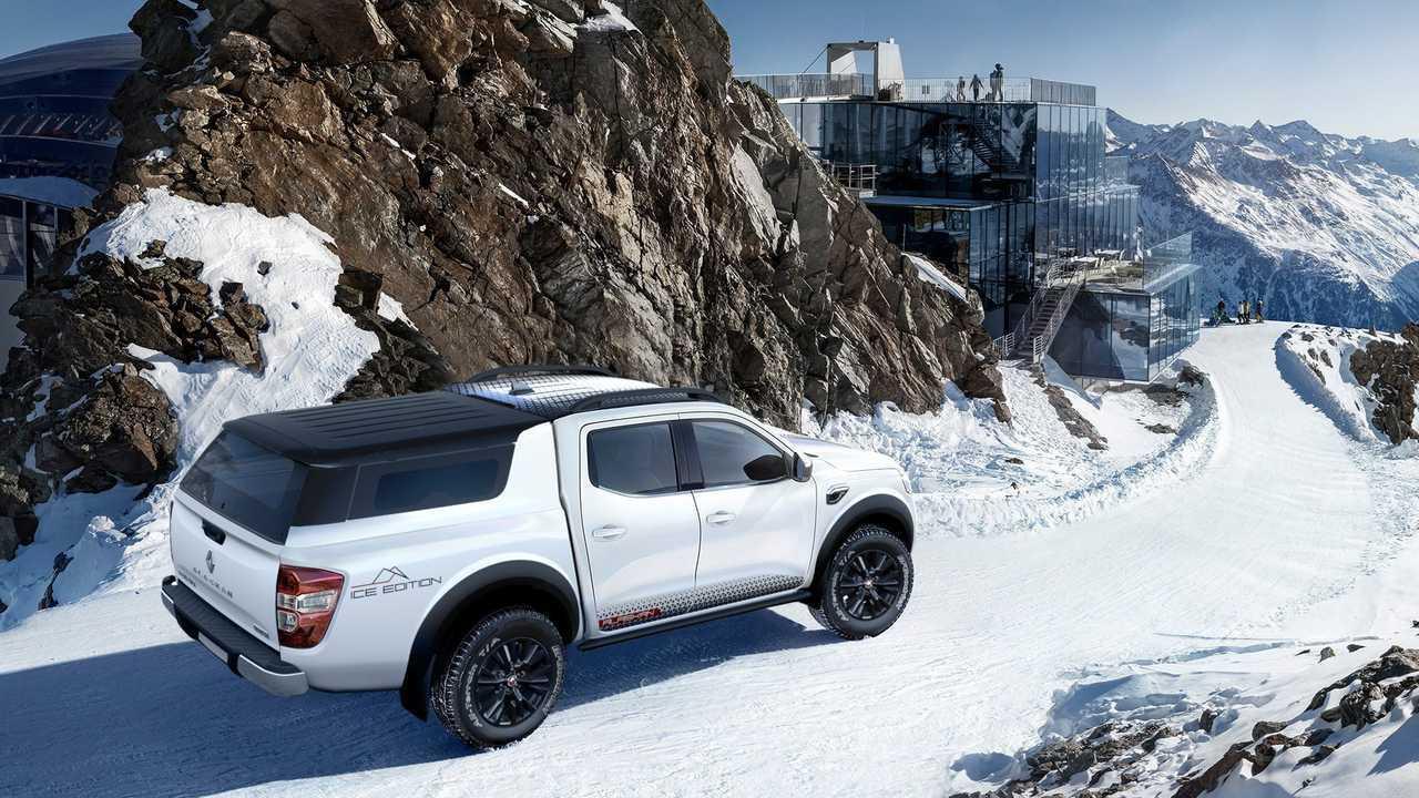 Renault Alaskan ICE Edition