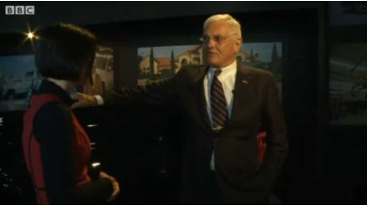 Video: Bob Lutz Talks VIA Up At The Volt's Expense - Again.