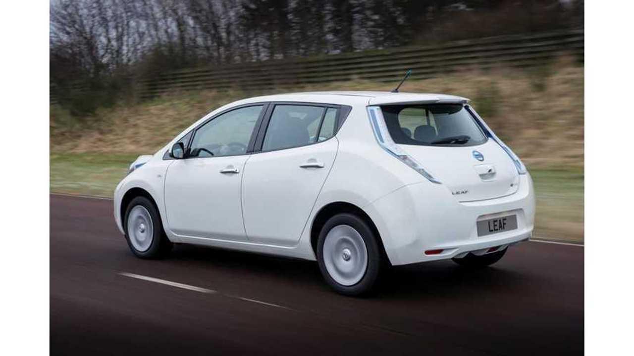 In Norway, Nissan LEAF In Charge Of EV Sales In February - BMW i3 Sales Soar