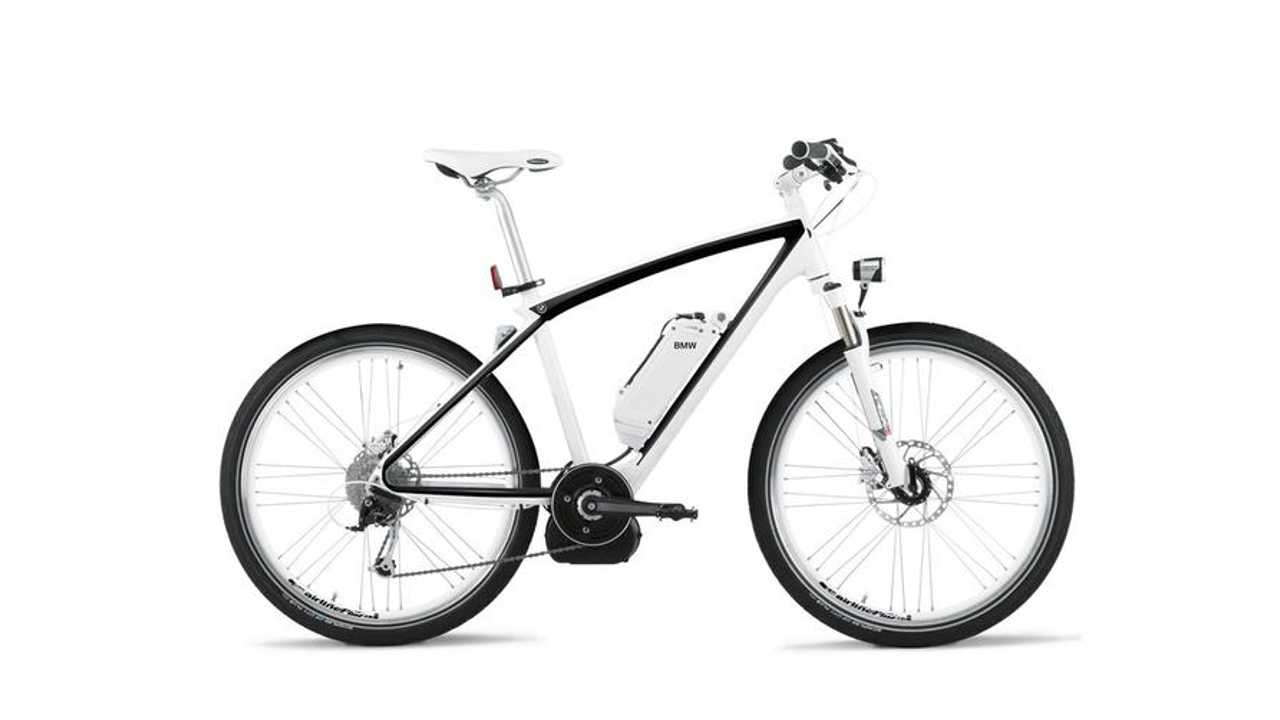 BMW Cruise Electric Bicycle...Me Want One Badly