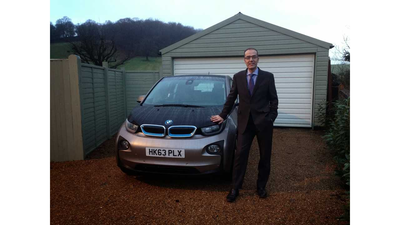 BMW i3 BEV Owner Review
