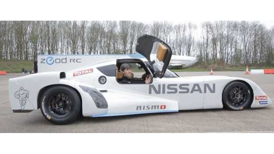 Nissan ZEOD RC In Detail - Video
