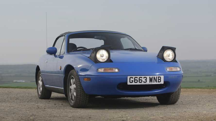 Mazda UK expands restoration parts programme for MkI MX-5
