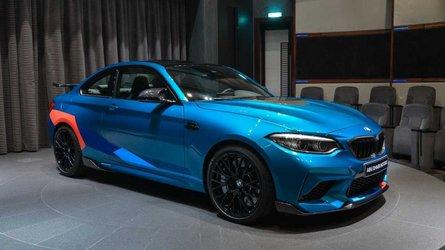 Este BMW M2 Competition es simplemente irresistible
