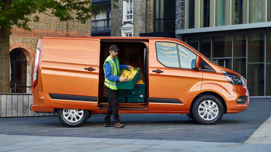 Ford Transit Custom, prova su strada