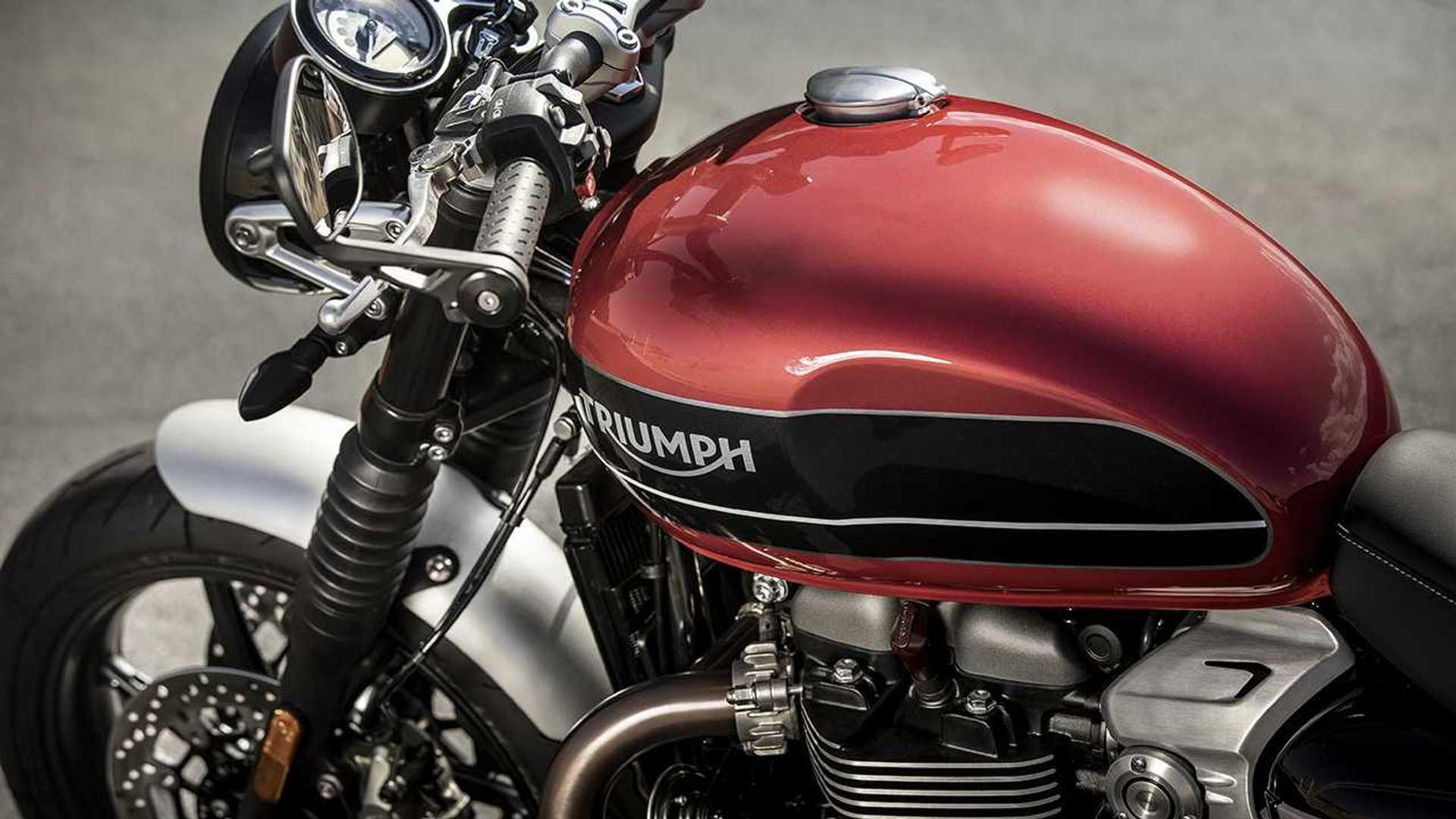 Triumph se lance également dans les motos électriques