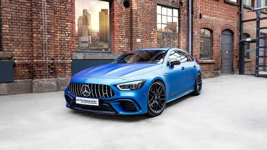 Mercedes-AMG GT 63 S Coupé 4 Portes par Performmaster