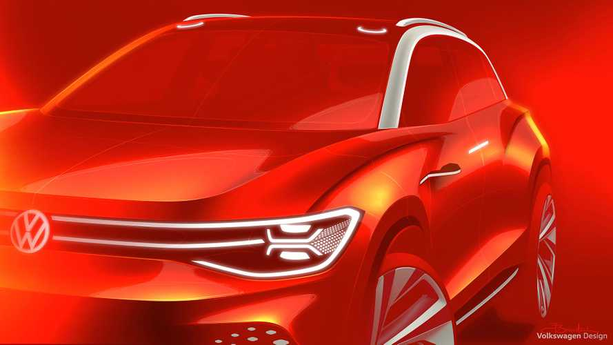 VW I.D. Roomzz Concept teases upcoming electric crossover