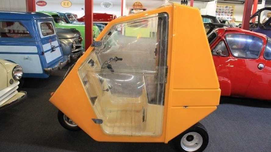 Is This Arola Microcar The Answer To LA Traffic?