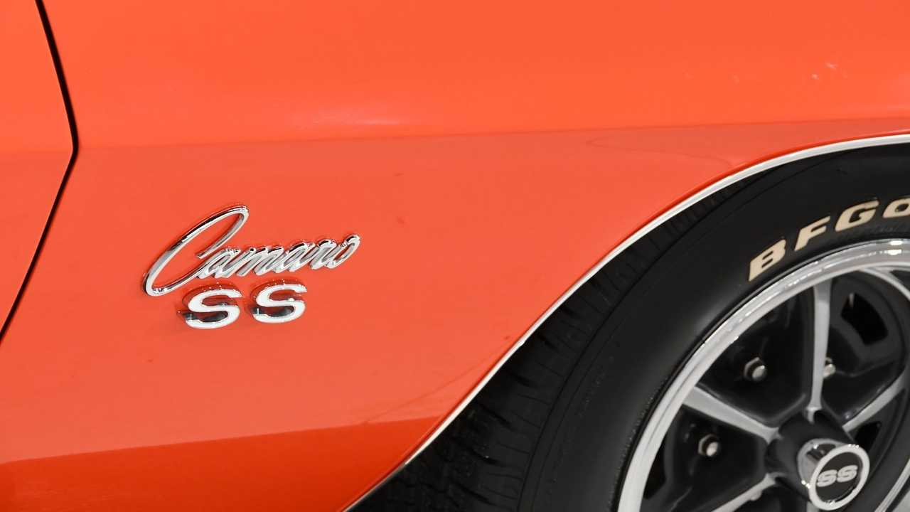 1969 Chevrolet Camaro RS/SS L-78